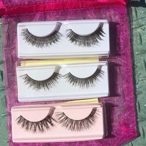 Triple lashes bundle